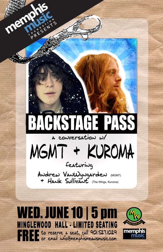BSP-MGMT Kuroma poster